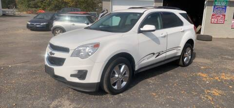 2013 Chevrolet Equinox for sale at Townline Motors in Cortland NY