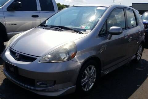 2008 Honda Fit for sale at Precision Automotive Group in Youngstown OH