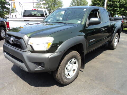 2012 Toyota Tacoma for sale at BATTENKILL MOTORS in Greenwich NY