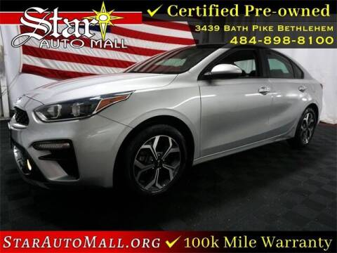 2019 Kia Forte for sale at STAR AUTO MALL 512 in Bethlehem PA