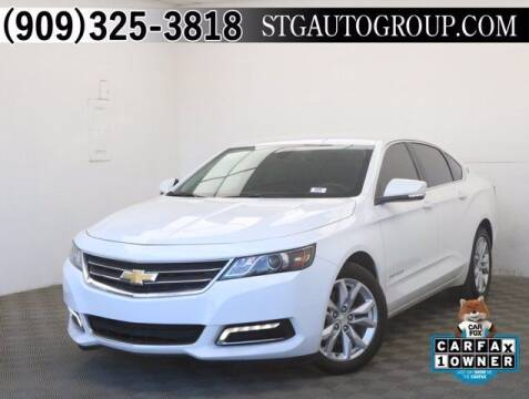 2019 Chevrolet Impala for sale at STG Auto Group in Montclair CA