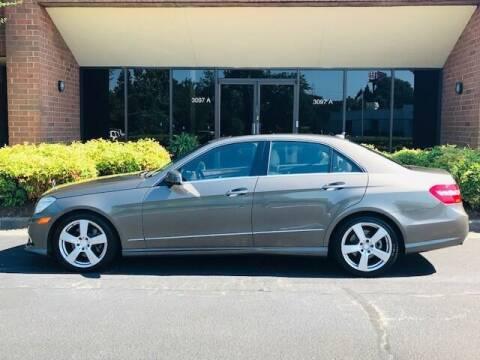 2011 Mercedes-Benz E-Class for sale at RPM Motorsports Of Atlanta in Atlanta GA