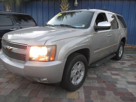 2007 Chevrolet Tahoe for sale at Affordable Auto Motors in Jacksonville FL