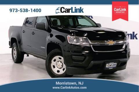 2016 Chevrolet Colorado for sale at CarLink in Morristown NJ