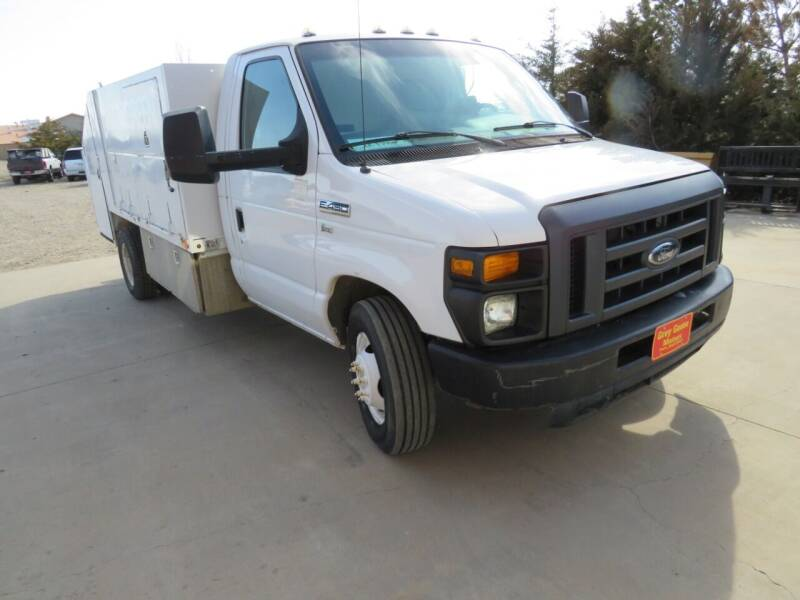 2010 Ford E-Series Chassis for sale at Grey Goose Motors in Pierre SD
