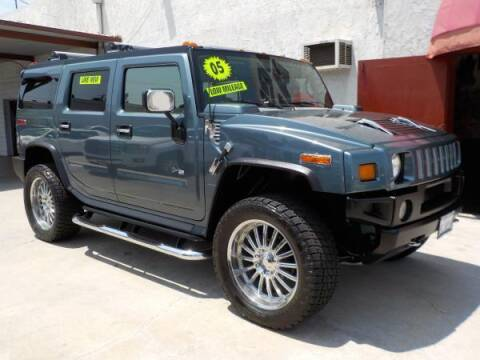 2005 HUMMER H2 for sale at Bell's Auto Sales in Corona CA