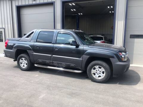 2005 Chevrolet Avalanche for sale at Crown Motor Inc in Grand Forks ND