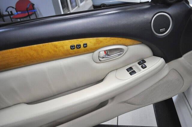 2002 Lexus SC 430 2dr Convertible - Pompano Beach FL