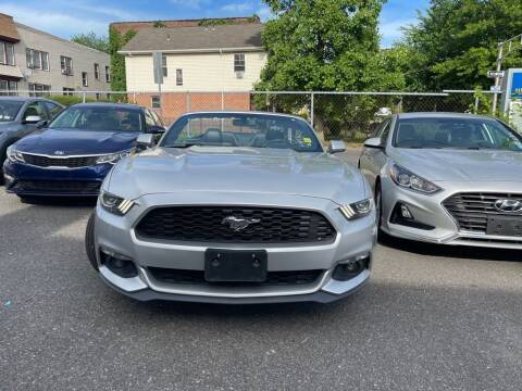 2016 Ford Mustang for sale at Buy Here Pay Here Auto Sales in Newark NJ