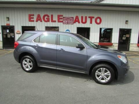 2013 Chevrolet Equinox for sale at Eagle Auto Center in Seneca Falls NY