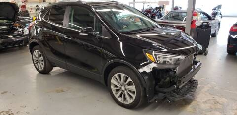 2019 Buick Encore for sale at Adams Enterprises in Knightstown IN