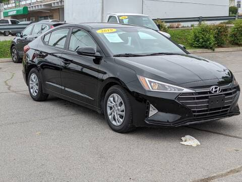 2019 Hyundai Elantra for sale at A & A IMPORTS OF TN in Madison TN