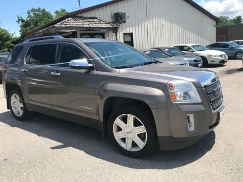 2011 GMC Terrain for sale at El Rancho Auto Sales in Des Moines IA