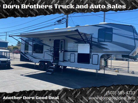 2021 Genesis Vortex3317 for sale at Dorn Brothers Truck and Auto Sales in Salem OR