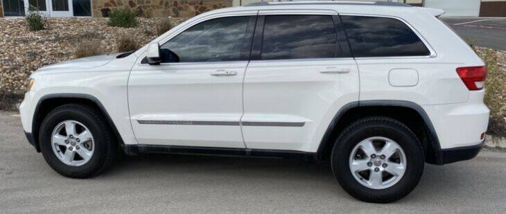 2011 Jeep Grand Cherokee for sale at eAuto USA in New Braunfels TX