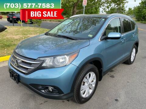 2014 Honda CR-V for sale at Dreams Auto Group LLC in Sterling VA