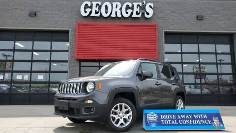 2017 Jeep Renegade for sale at George's Used Cars - Pennsylvania & Allen in Brownstown MI