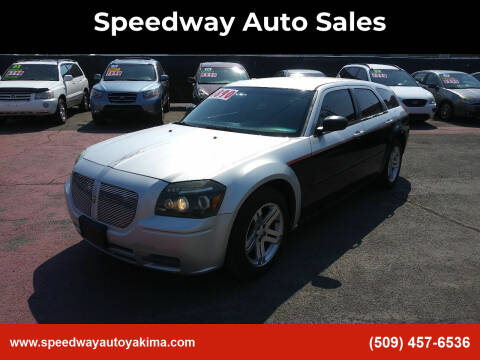 2005 Dodge Magnum for sale at Speedway Auto Sales in Yakima WA
