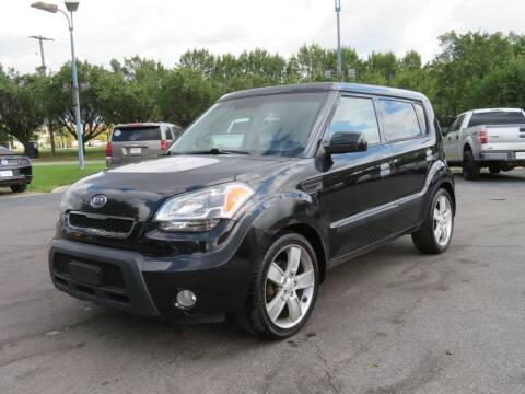 2010 Kia Soul for sale at Low Cost Cars North in Whitehall OH