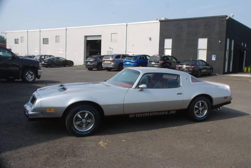 1976 Pontiac Firebird for sale at Professional Automobile Exchange in Bensalem PA