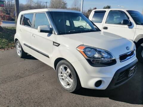 2012 Kia Soul for sale at KRIS RADIO QUALITY KARS INC in Mansfield OH