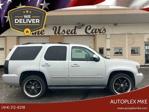 2010 Chevrolet Tahoe for sale at Autoplex MKE in Milwaukee WI