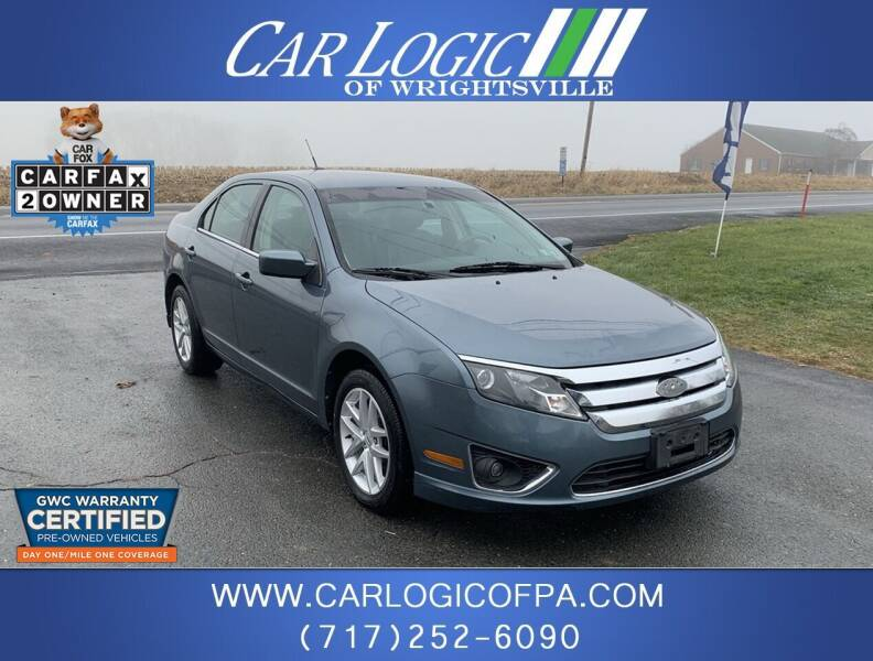 2012 Ford Fusion for sale at Car Logic in Wrightsville PA