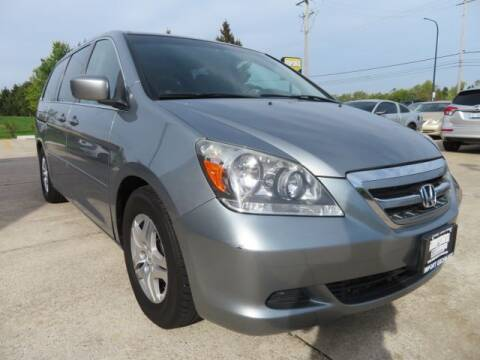 2007 Honda Odyssey for sale at Import Exchange in Mokena IL