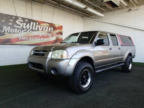 2003 Nissan Frontier for sale at SULLIVAN MOTOR COMPANY INC. in Mesa AZ