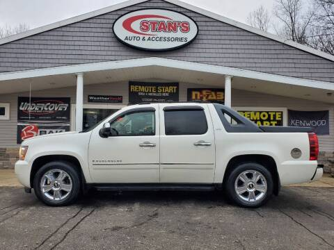2009 Chevrolet Avalanche for sale at Stans Auto Sales in Wayland MI