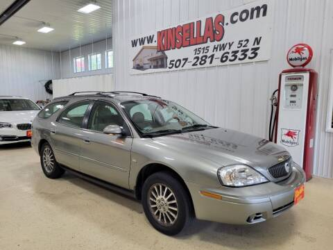 2004 Mercury Sable for sale at Kinsellas Auto Sales in Rochester MN