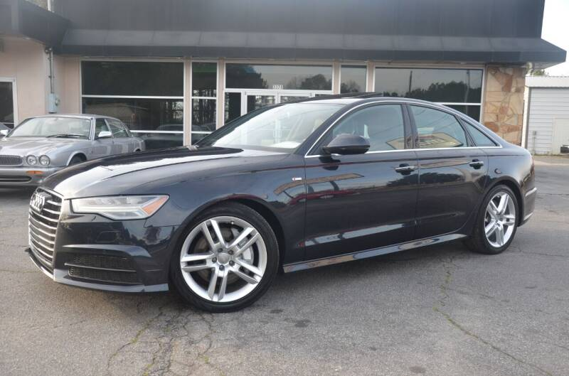 2017 Audi A6 for sale at Amyn Motors Inc. in Tucker GA