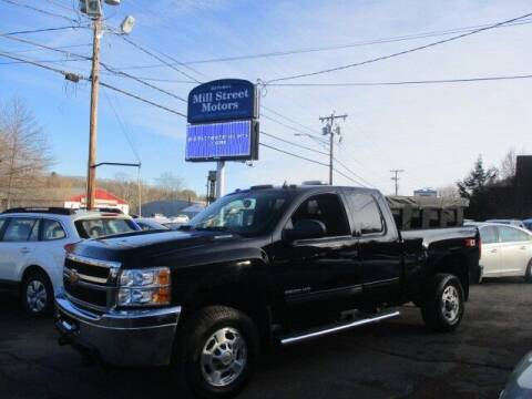 2012 Chevrolet Silverado 2500HD for sale at Mill Street Motors in Worcester MA