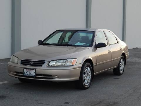 2000 Toyota Camry for sale at Gilroy Motorsports in Gilroy CA