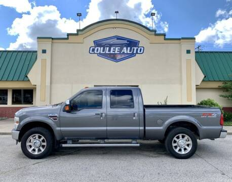 2010 Ford F-250 Super Duty for sale at Coulee Auto in La Crosse WI