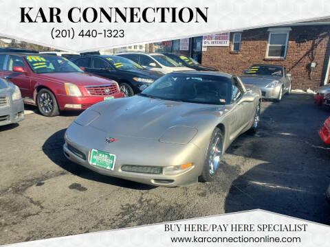 1999 Chevrolet Corvette for sale at Kar Connection in Little Ferry NJ