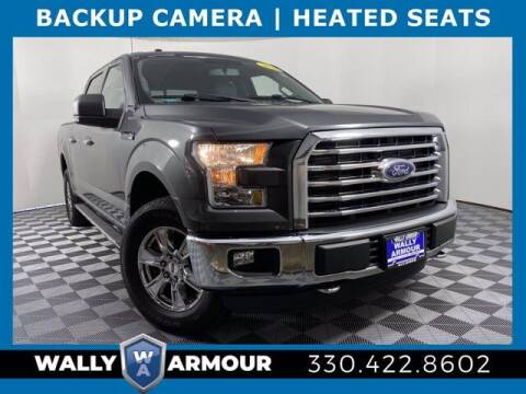 2016 Ford F-150 for sale at Wally Armour Chrysler Dodge Jeep Ram in Alliance OH