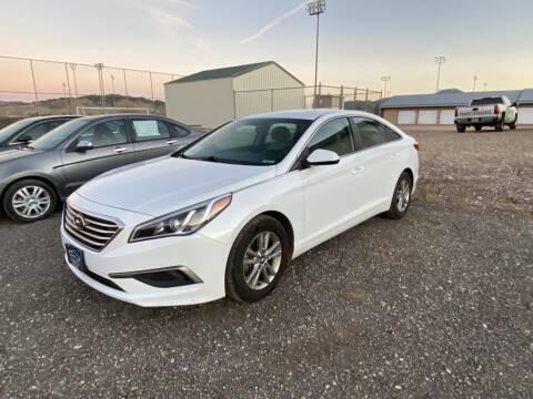 2017 Hyundai Sonata for sale at Platinum Car Brokers in Spearfish SD