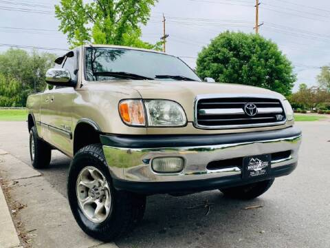 2002 Toyota Tundra for sale at Boise Auto Group in Boise ID