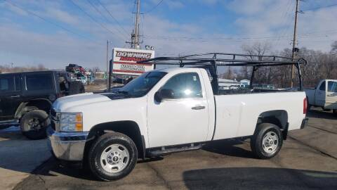 2014 Chevrolet Silverado 2500HD for sale at Downing Auto Sales in Des Moines IA