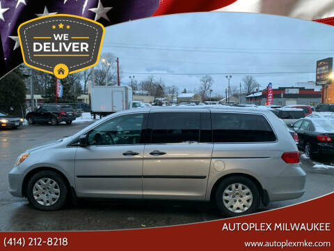 2010 Honda Odyssey for sale at Autoplex 2 in Milwaukee WI