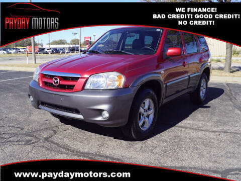 2006 Mazda Tribute for sale at Payday Motors in Wichita And Topeka KS