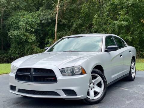 2013 Dodge Charger for sale at Sebar Inc. in Greensboro NC
