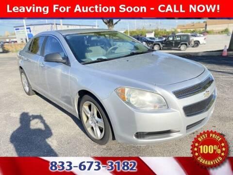 2010 Chevrolet Malibu for sale at Glenbrook Dodge Chrysler Jeep Ram and Fiat in Fort Wayne IN