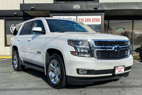 2018 Chevrolet Tahoe for sale at Michaels Auto Plaza in East Greenbush NY