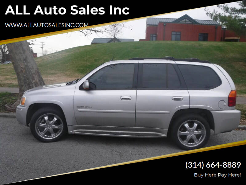 2005 GMC Envoy for sale at ALL Auto Sales Inc in Saint Louis MO
