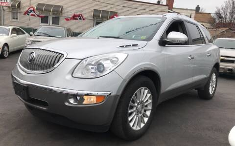 2012 Buick Enclave for sale at Cypress Motors of Ridgewood in Ridgewood NY