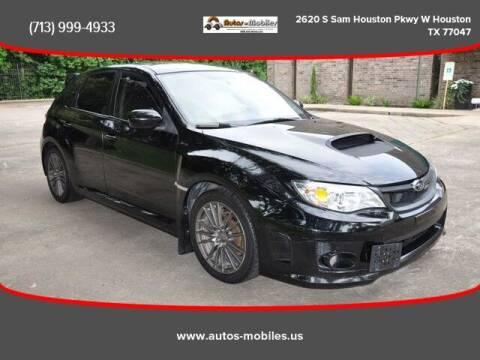 2012 Subaru Impreza for sale at AUTOS-MOBILES in Houston TX
