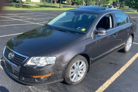 2010 Volkswagen Passat for sale at Select Auto Brokers in Webster NY