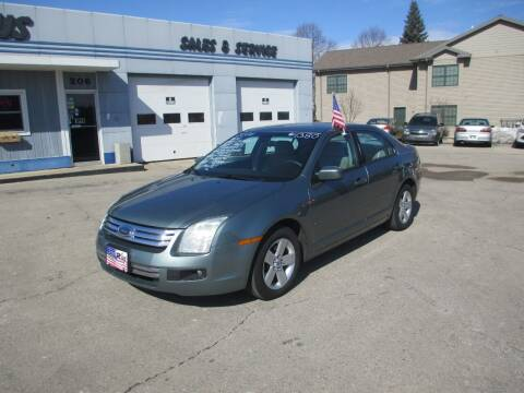 2006 Ford Fusion for sale at Cars R Us Sales & Service llc in Fond Du Lac WI